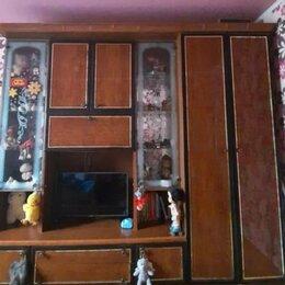 Шкафы, стенки, гарнитуры - стенка бу, 0