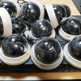 Готовые комплекты - Комплект Видеонаблюдения 16 камер, 0