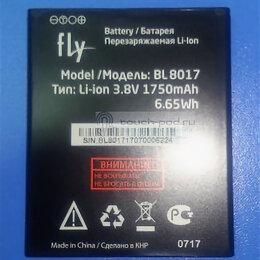 Аккумуляторы - Аккумулятор Fly FS458 Stratus 7 BL8017, 0