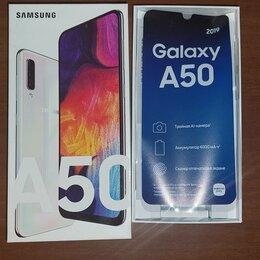 Мобильные телефоны - Samsung A50, 0