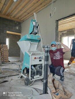 Строительные смеси и сыпучие материалы - Механизированная штукатурка., 0