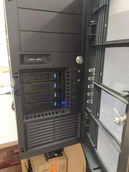 Серверы - Сервер Supermicro 4U 2 х Xeon E5 2630 1,4Ghz, 0