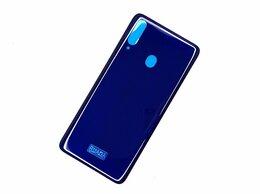 Корпусные детали - Задняя крышка SAMSUNG Galaxy A20s (A207F) Blue, 0