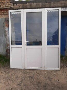 Готовые конструкции - Дверь пластиковая, 0