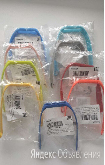 Ремешок для mi band 5, разные цвета по цене 99₽ - Ремешки для часов, фото 0