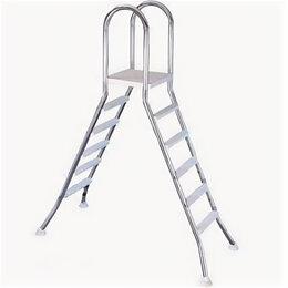 Лестницы и поручни - Лестница для сборного бассейна Kripsol ELEVATED 5+5 ст., 0