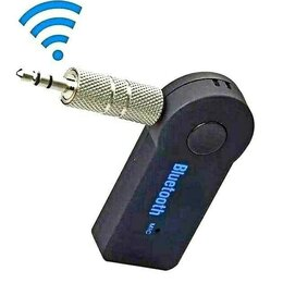 Наушники и Bluetooth-гарнитуры - Музыкальный Bluetooth -AUX 3.5 адаптер в авто, 0