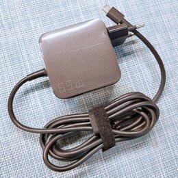 Блоки питания - Блок питания Asus Type-C 65W 3.25 A оригинал новый, 0