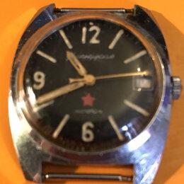 Военные вещи - Командирские Чистополь часы для военных СССР, 0