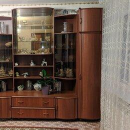 Шкафы, стенки, гарнитуры - Классическая стенка из МДФ, 0