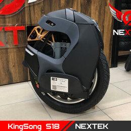 Моноколеса и гироскутеры - Моноколесо Kingsong S18, 0