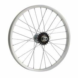 """Обода и велосипедные колёса в сборе - Колесо заднее STG 18"""" 28с О/о втулка DACHAN, под…, 0"""