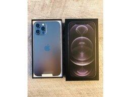 Мобильные телефоны - Apple iPhone 12 Pro Max 128 Graphite - Новый, 0