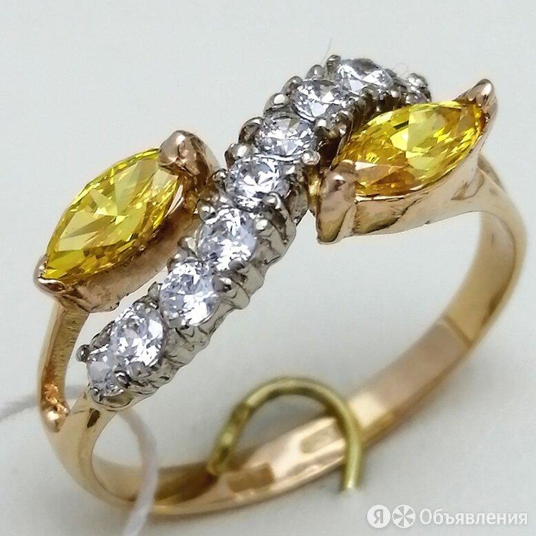 кольцо / размер 16 / 1,97г / золото 585 по цене 7287₽ - Комплекты, фото 0