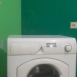 Стиральные машины - Стир. М. Aniston-5 кг. из дома.Гарантия. Доставка. , 0