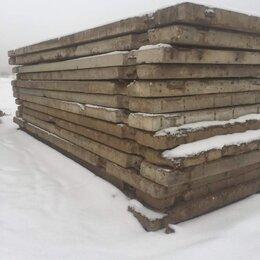 Железобетонные изделия - Плиты дорожные 3х2м,3х1.75м с доставкой,блоки фбс4, 0