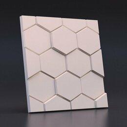Стеновые панели - Зд панель Шестигранник, 0