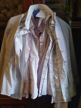 Рубашки и блузы - Блузки для девочки размер 116-140, 0