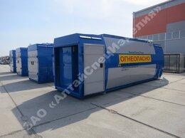Оборудование для АЗС - Контейнер хранения топлива КХТ-15.1Д, 0