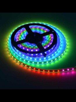 Светодиодные ленты - Светодиодная лента RGB(комплект) 5 метров SMD5050, 0