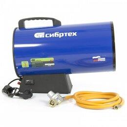 Комплектующие для радиаторов и теплых полов - Газовый теплогенератор GH-18, 18 кВт. СИБРТЕХ, 0