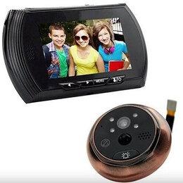 Видеокамеры - Видеоглазок для входной двери с монитором, 0
