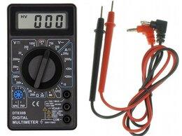 Измерительные инструменты и приборы - Мультиметр цифровой DT- 830B (Новые), 0