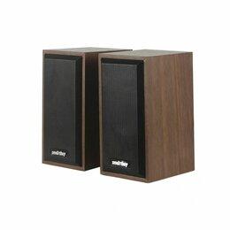 Компьютерная акустика - Колонки компьютерные SMARTBUY One коричневый, 0