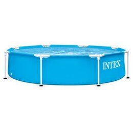 Бассейны - 28205 Intex Каркасный бассейн Metal Frame…, 0