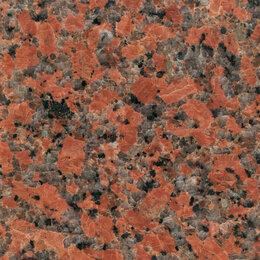 Облицовочный камень - Плитка гранитная полированная (красная, черная, серая), 0