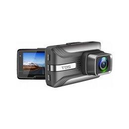 Видеорегистраторы - Видеорегистратор для авто TDS TS-CAR22, 0
