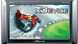 GPS-навигаторы - Автомобильный навигатор xDevice microMAP-Imola…, 0