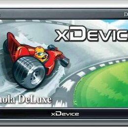 GPS-навигаторы - Автомобильный навигатор xDevice microMAP-Imola DeLuxe , 0