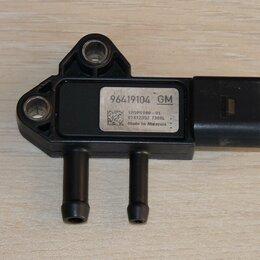 Двигатель и топливная система  - Датчик давления выхлопных газов, 0