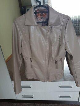 Куртки - Куртка экокожа 44-46 р-р , 0