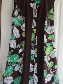 Домашняя одежда - халат р.52-54, длина 120, 0