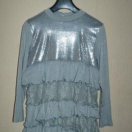 Платья и сарафаны - Платье на 8-10 лет (туника) и легинсы, 0