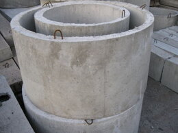 Септики - Кольцо бетонное для септика КС 15.6, 0
