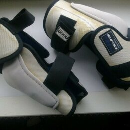 Спортивная защита - Налокотники для коккея. Взрослые. XXL, 0