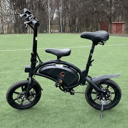 Велосипеды - Электровелосипед, 0