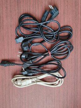 Кабели и разъемы - Кабель питания, сетевой шнур, удлиннитель, 0