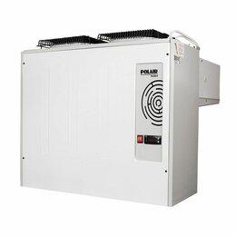 Холодильные шкафы - Машина холодильная моноблочная MM218S (-5...+10C, 220 В), Полаир, 0