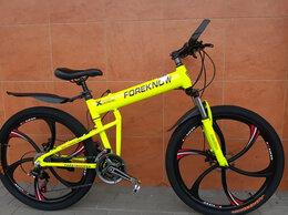 Велосипеды - Велосипед складной алюминиевый, 0