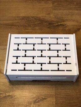 Полки, стойки, этажерки - Полка для WiFi NetworkShelf 300х200х100 Brick, 0