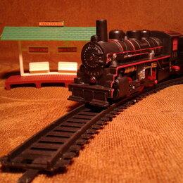 Детские железные дороги и автотреки - Железная дорога, 0