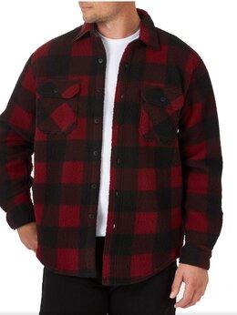 Куртки - Куртка - рубашка Wrangler. , 0