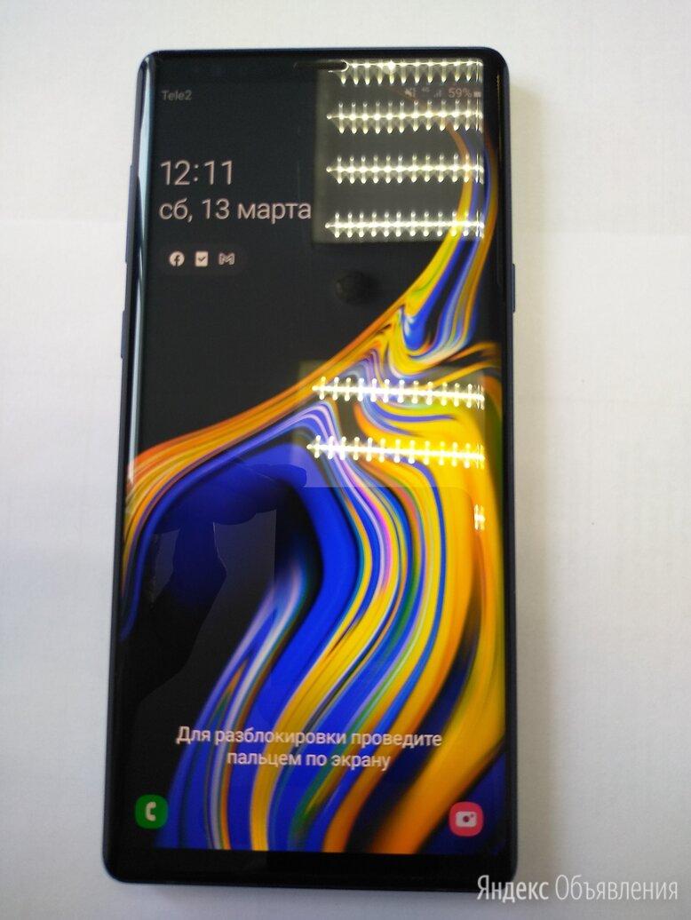 Samsung note 9 128gb по цене 24000₽ - Мобильные телефоны, фото 0