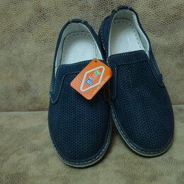 Туфли и мокасины - Мокасины детские летние, 0