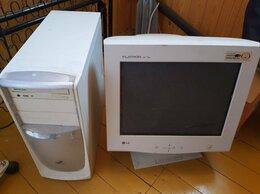 Настольные компьютеры - ПК с монитором, 0