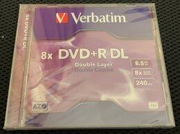 Диски - Болванка DVD+R DL, 0